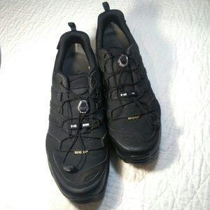 Adidas Men's Terrex Swift R2 GTX Hiking Shoes EUC